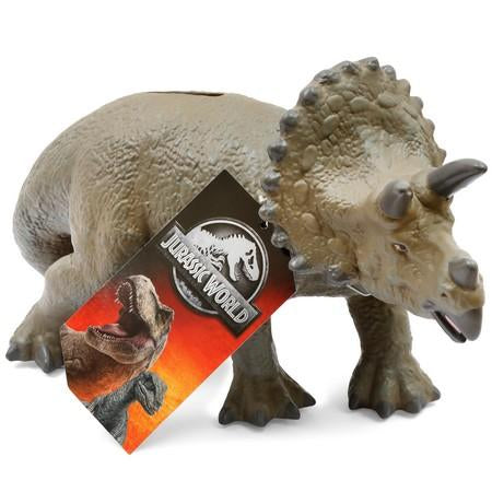Jurassic World Triceratops Ceramic Money Bank