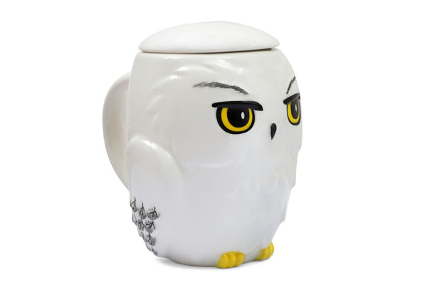 Harry Potter Hedwig 3D Ceramic Mug