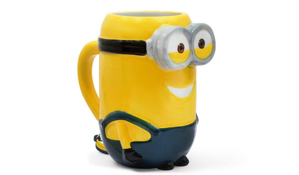 Minion 3D Kevin Mug with Scented Charm
