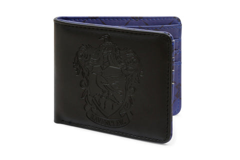 Harry Potter Embossed Ravenclaw Wallet