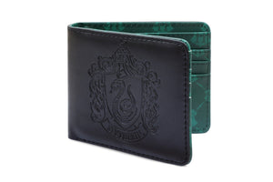 Harry Potter Embossed Slytherin Wallet