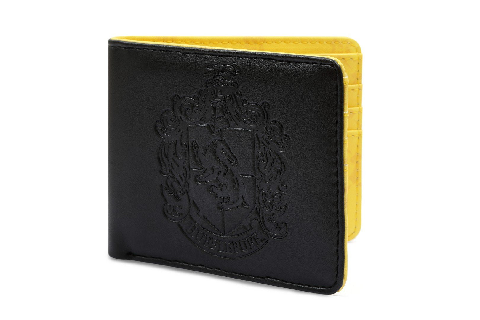 Harry Potter Embossed Hufflepuff  Wallet