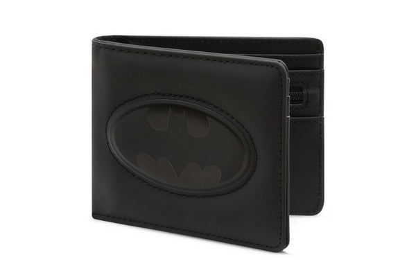 DC Comics Batman Embossed Logo Wallet