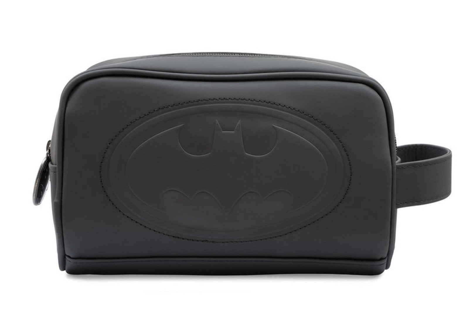 DC Comics Batman Embossed Toiletry Bag