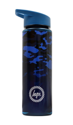 Hype Camo Graduated 750ml Tritan Waterbottle