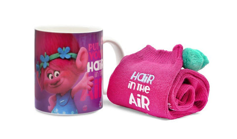 Trolls Mug and Sock set