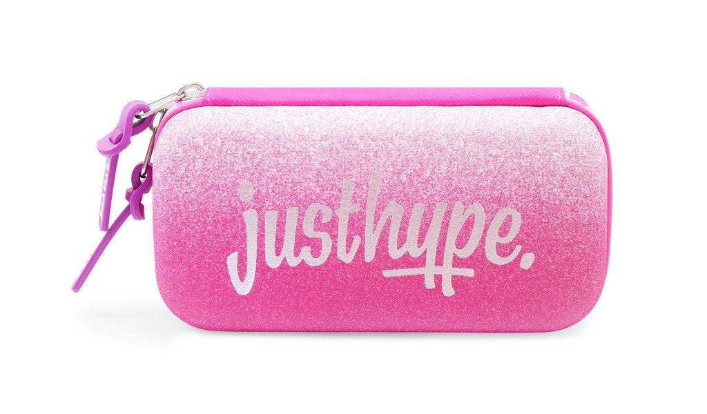 Hype Pink Graduated Neoprene Pencils Case