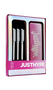 Hype Pink Graduated Tin with 3 Pens
