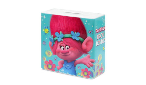 Trolls Square Money Bank