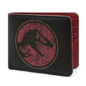 Jurassic World  Logo Wallet