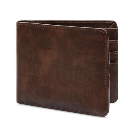 Peaky Blinders Debossed Wallet
