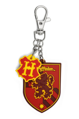 Harry Potter Double Charm Latex Keyring