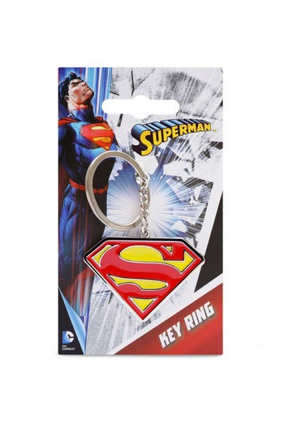 DC Comics Superman Zinc Alloy Key Ring