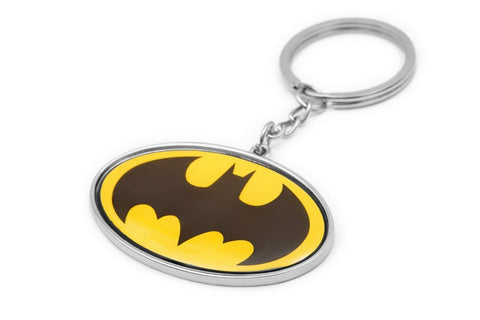 DC Comics Batman Zinc Alloy Key Ring
