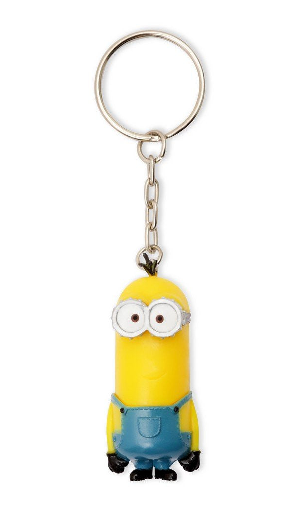 Minions Scented 3D Key Ring Kevin