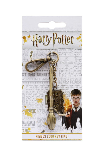 Harry Potter Nimbus Key Ring