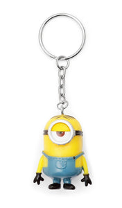 Minions Scented 3D Key Ring Stuart