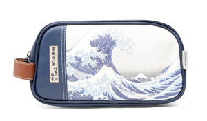 British Museum Hokusai Great Wave Toiletry Bag