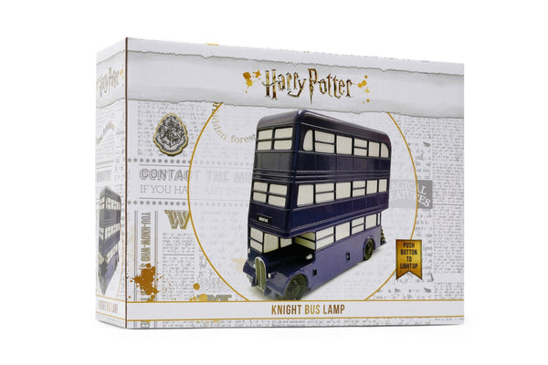 Harry Potter Knight Bus Lamp