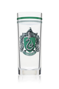 Harry Potter Slytherin Large Glass