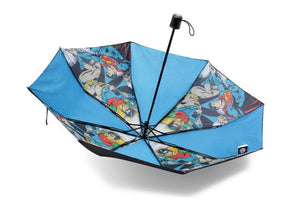 DC Comics Vintage Comic Justice UMBRELLA