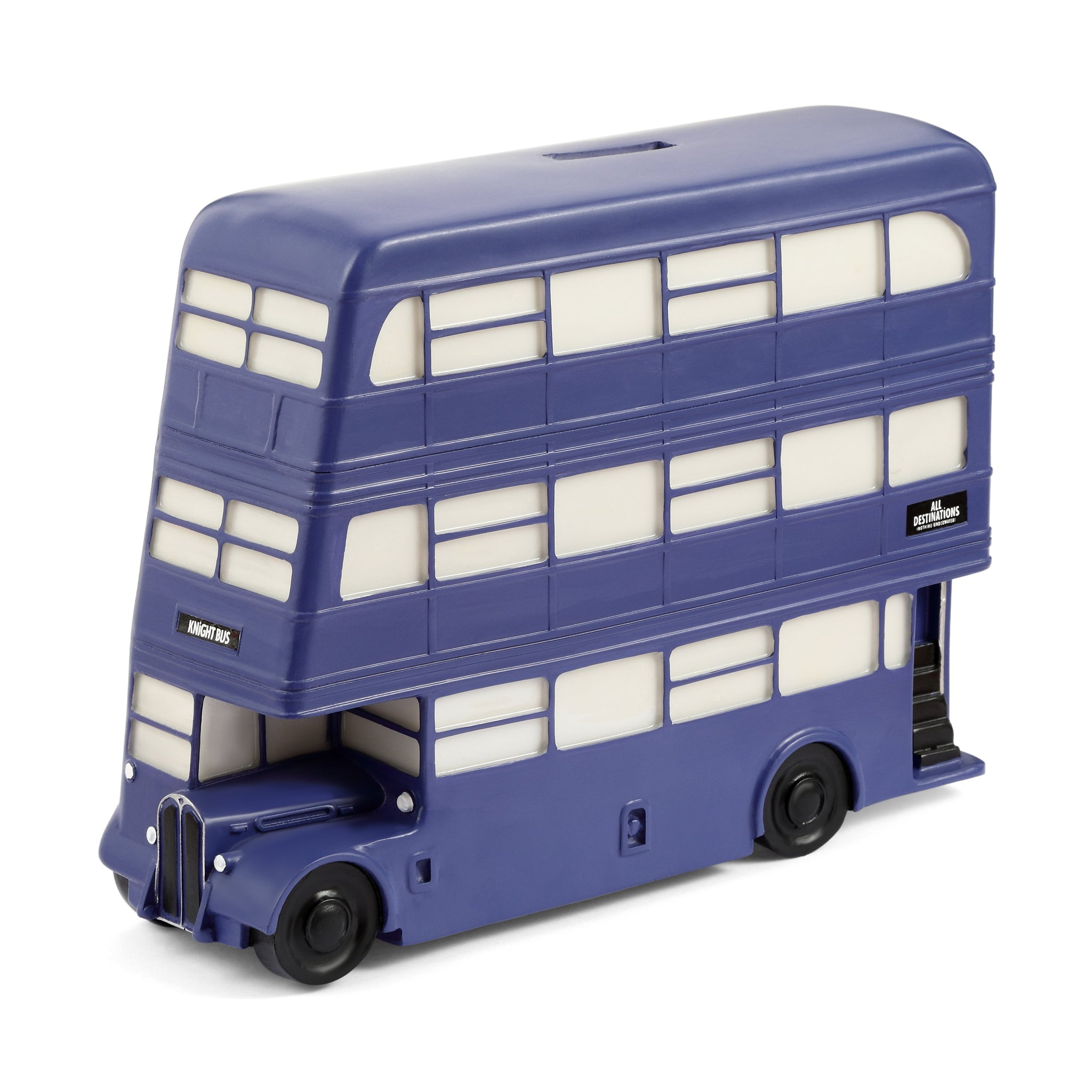 Harry Potter Knight Bus 3D Money Bank