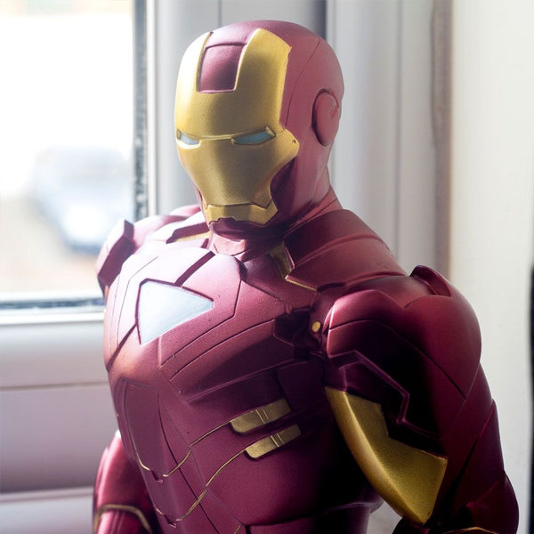 Marvel Iron Man Money Bank