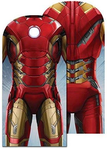 Marvel Iron Man Suit Cover