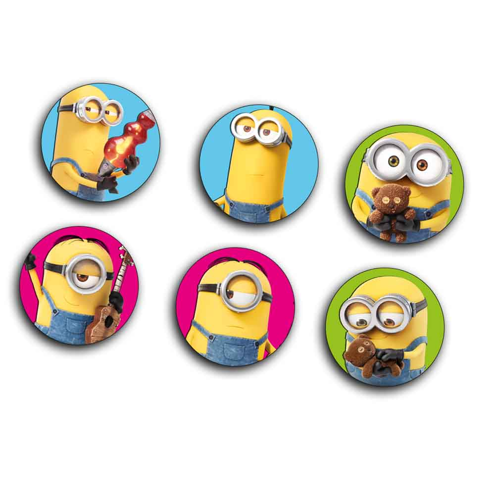 Minions Phone Button Charms  Minions Various
