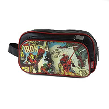 Marvel Retro Comic Toiletry Bag