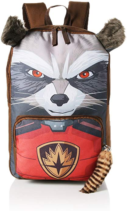 Marvel Guardians Of The Galaxy Rocket Backpack