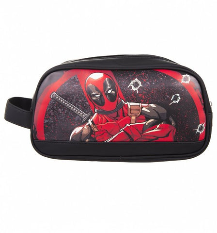 Marvel Deadpool Toiletry Bag