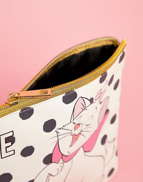 Disney Aristocats Marie Cosmetic Bag/Pencil Case
