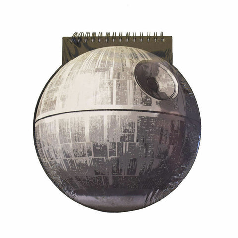 Star Wars Death Star Notebook