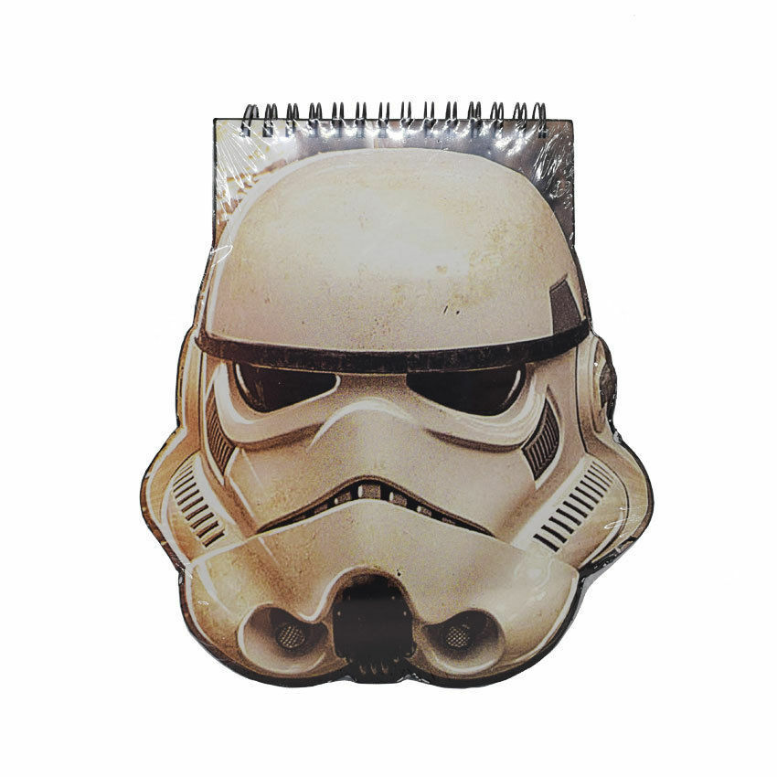 Star Wars A5 Storm Trooper Notebook