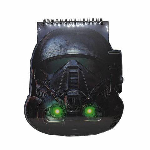 Star Wars A5 Shark Trooper Shaped notebook