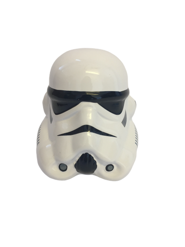 Star Wars 3D Ceramic Storm Trooper Money Bank