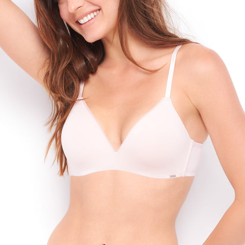 Basic Wire-Free Light Push Up Bra