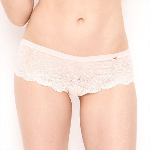 Sexy Rough & Tumble Lace French Knicker