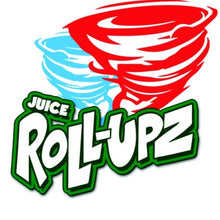 Juice Roll-Upz Blue Rasberry