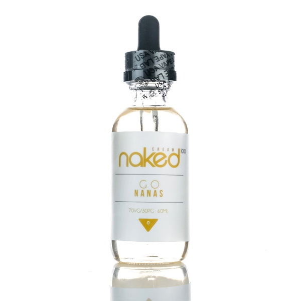 Naked 100 GO Nanas 60ml 6mg