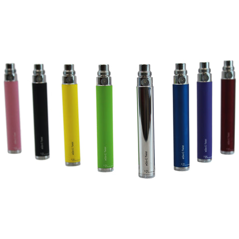 eGo Twist Variable Voltage Batteries