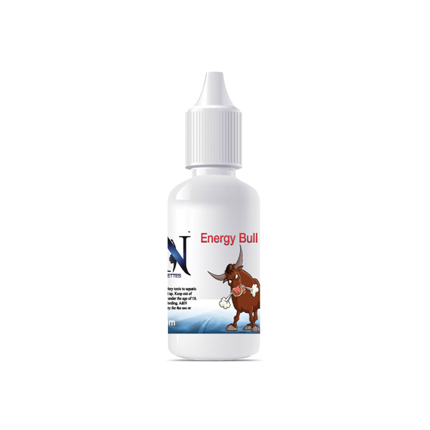 Vape Energy Bull eLiquid Energy Drink