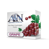 eCigarette Grape Cartridges