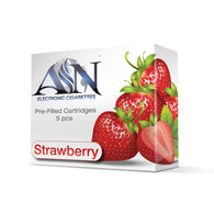 eCigarette Strawberry Cartridges