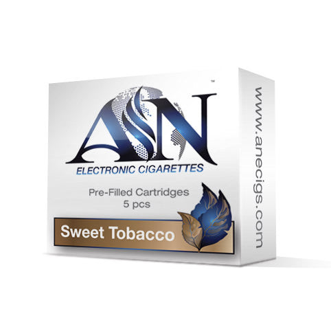 eCigarette Sweet Tobacco Cartridges English Blend