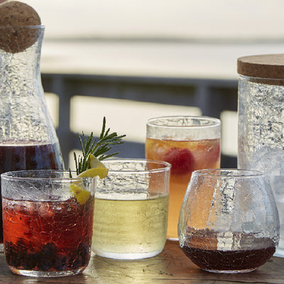 Juliska Hugo Glassware Collection