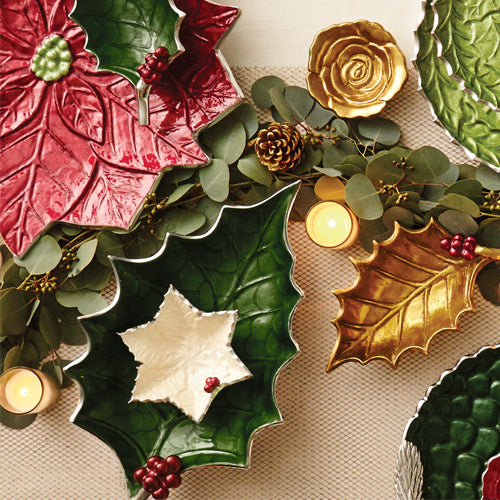 Julia Knight Holly Sprig Collection