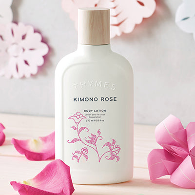Thymes Kimono Rose Collection