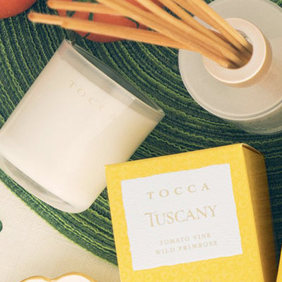 Tocca Tuscany Collection